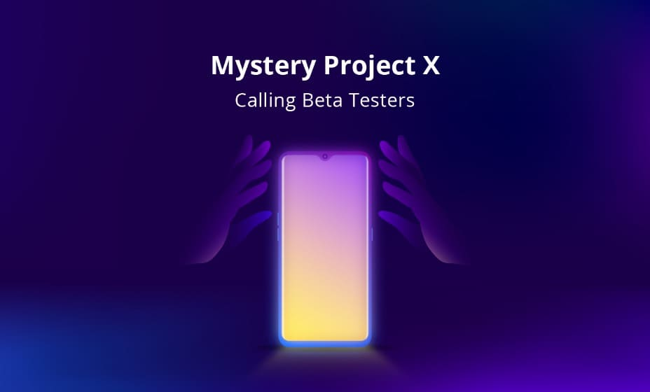 Realme-Mystery-Project-X