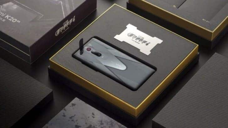 Redmi K20 Pro Avengers Limited Edition comprar