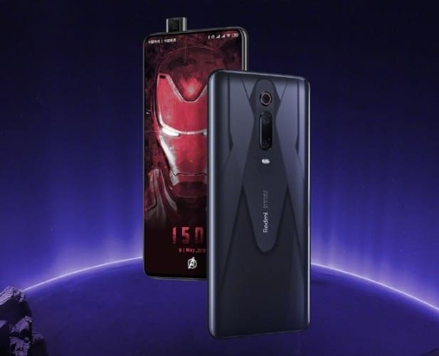 Redmi K20 Pro Avengers Limited Edition