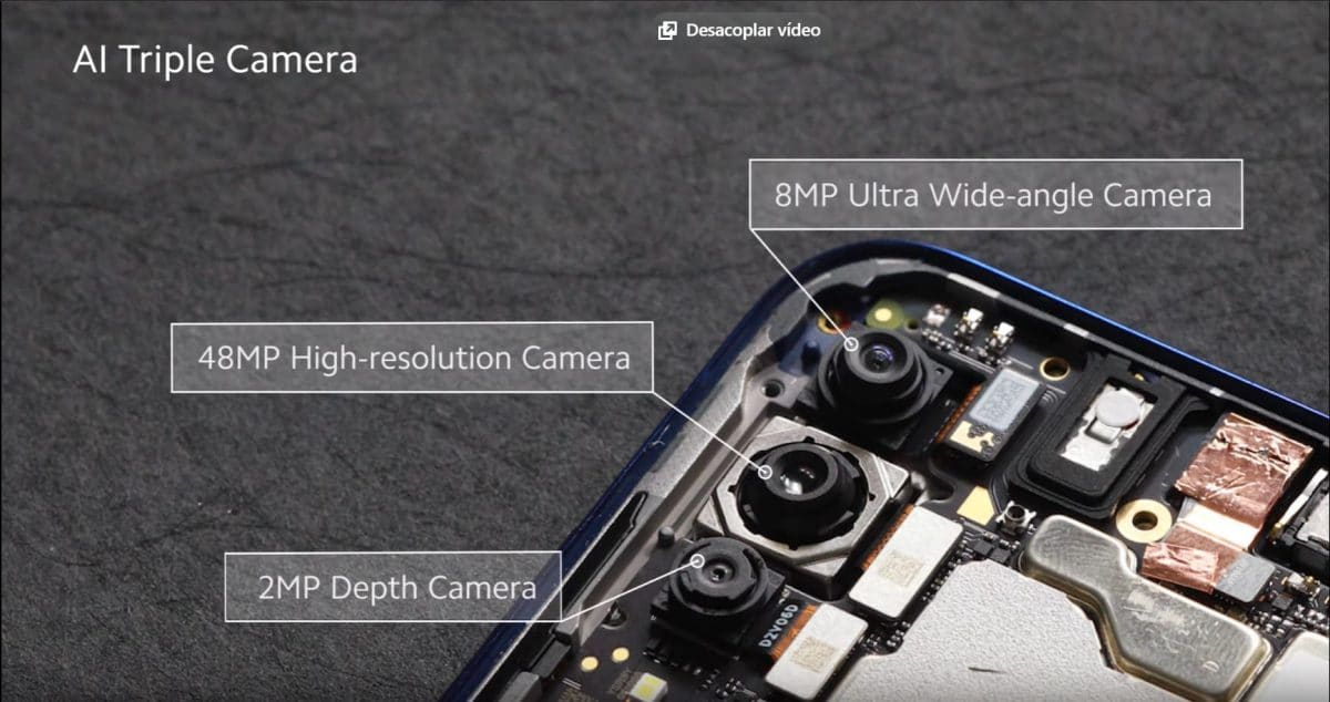 Xiaomi-Mi-A3-triple-camara-trasera-desmontada