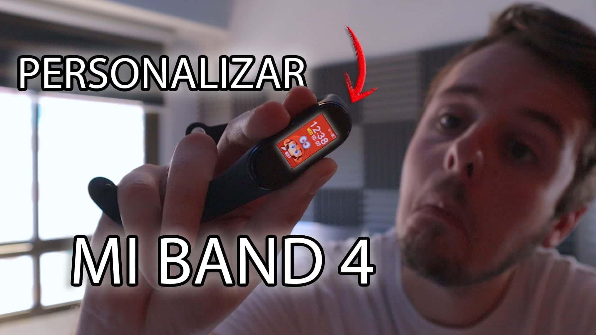 como-personalizar-Mi-Band-4