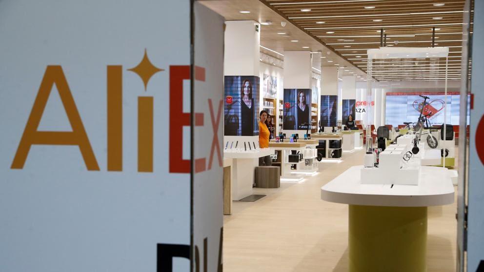 AliExpress-primera-tienda-Europa-y-España