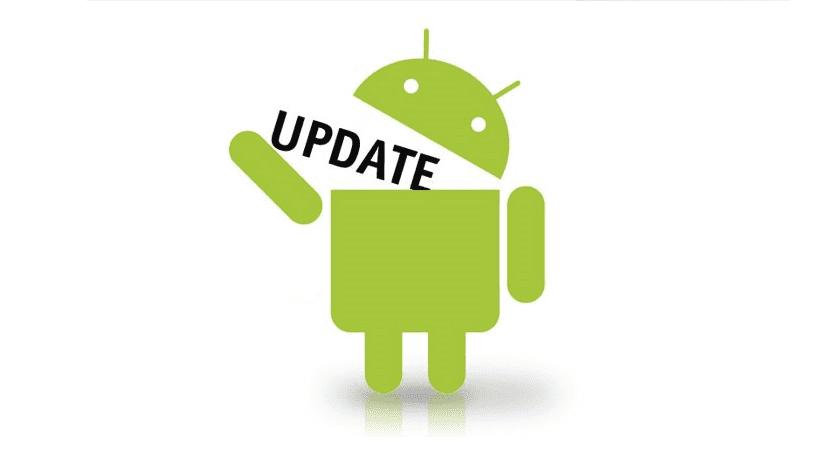 Android-actualizaciones