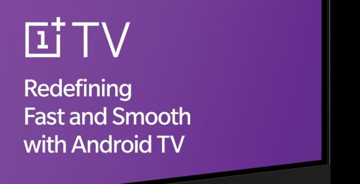 OnePlus TV fast and smooth Android TV