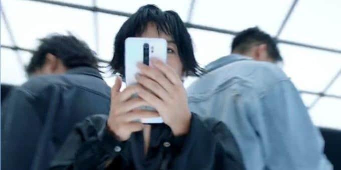 Redmi Note 8 Pro filtrado video