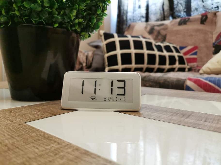 Reloj con tinta electrónica de Xiaomi