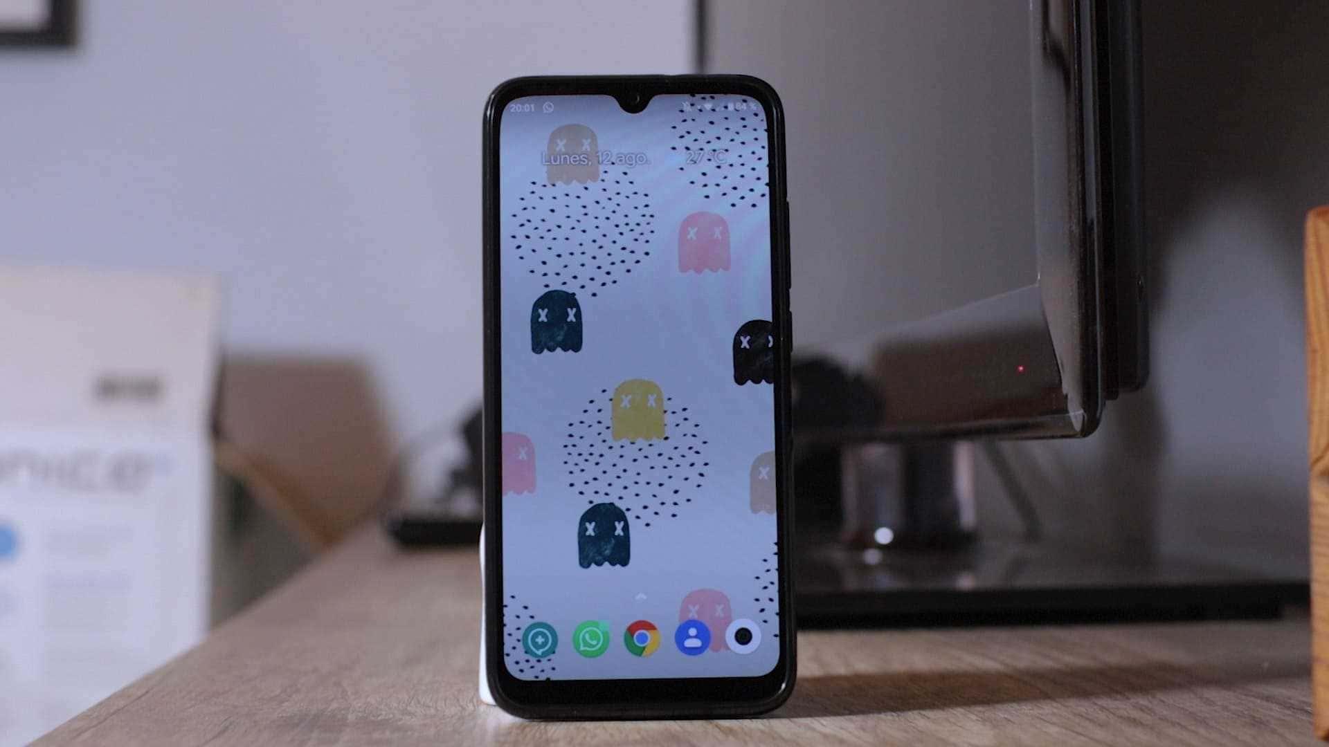 diseño Xiaomi Mi A3