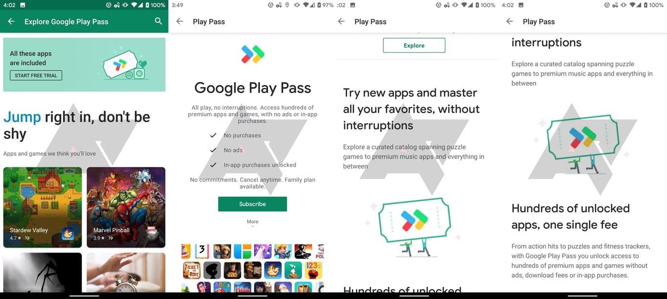 Google-Play-Pass-filtraciones