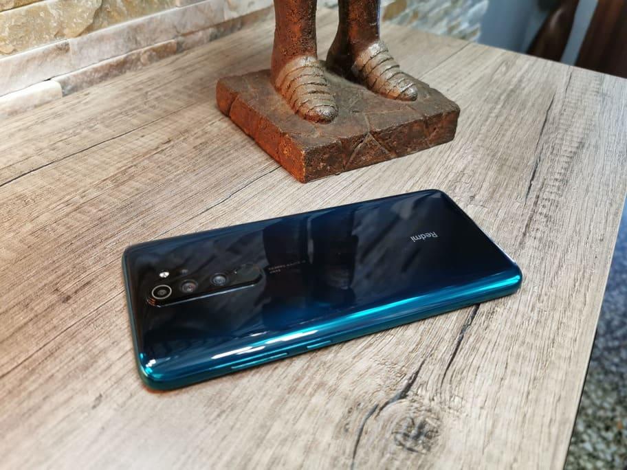 Redmi Note 8 Pro cristal