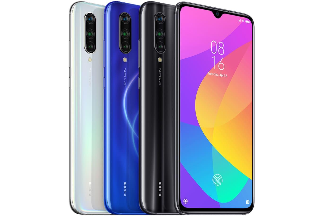 colores-Xiaomi-Mi-9-Lite