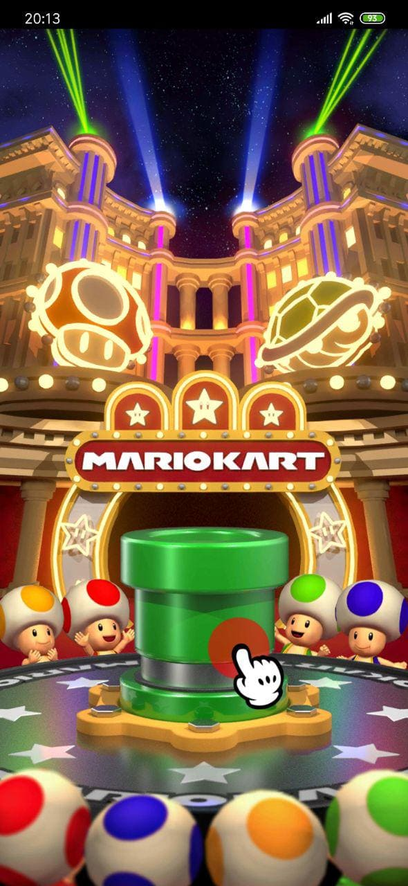 lanzadera-premios-Mario-Kart-Tour
