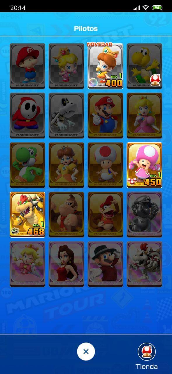 personajes-Mario-Kart-Tour