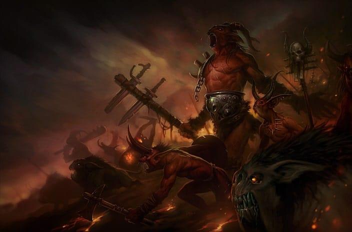 Imagen Diablo pagina oficial
