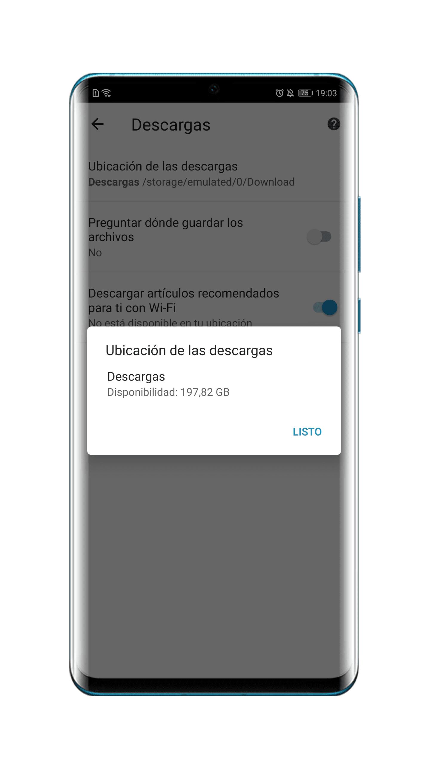como-cambiar-carpeta-descargas-Chrome-microSD