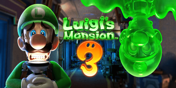 Luigi's Mansion 3 destacada