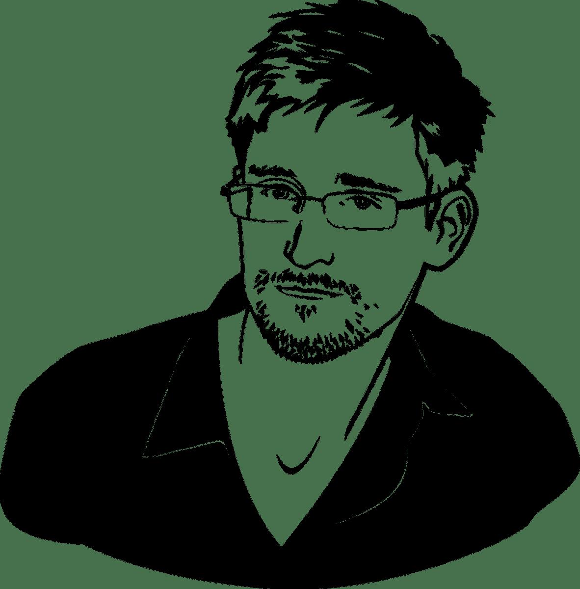 Edward Snowden seguridad espionaje datos información personal