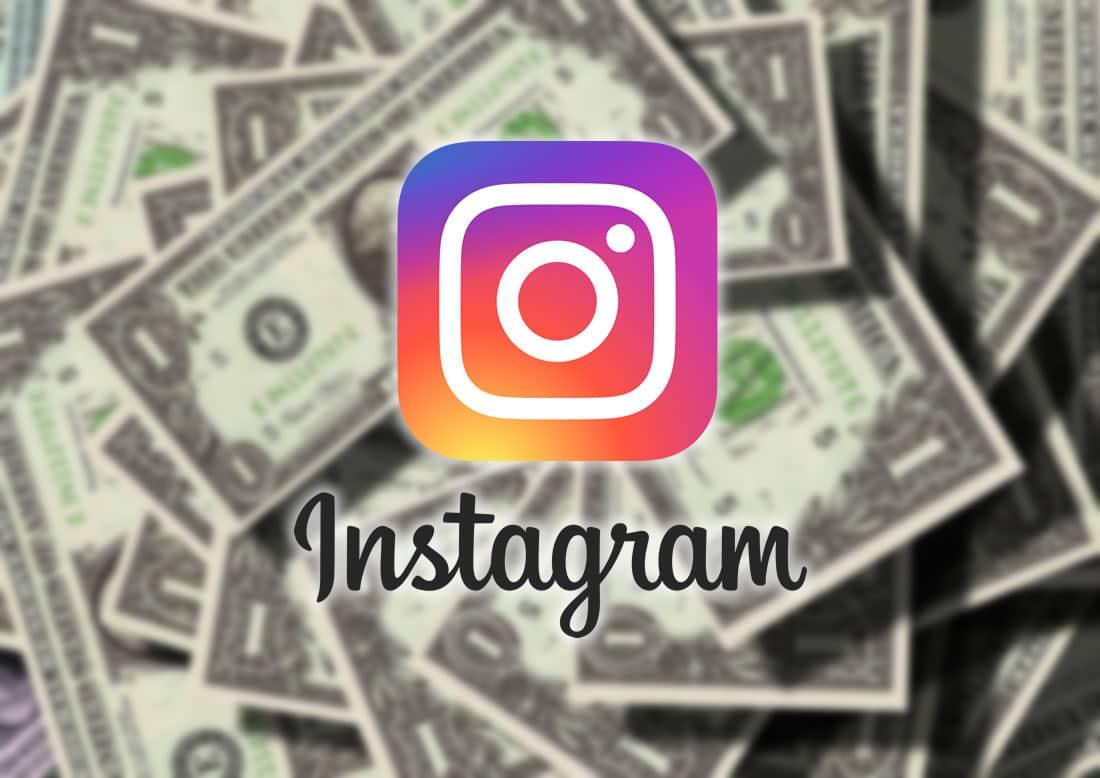 Instagram dinero ganancias finanzas