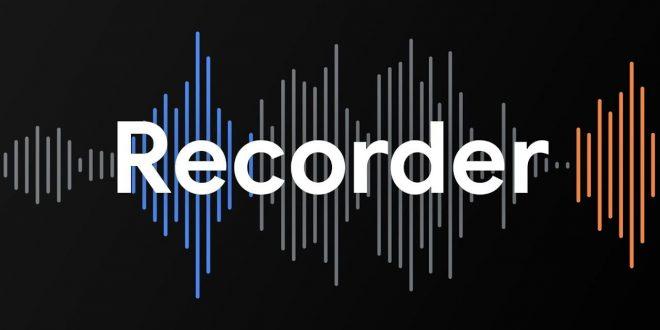 Recorder-AI-Google