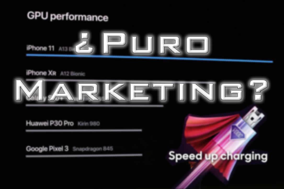 marketing tecnología smartphone
