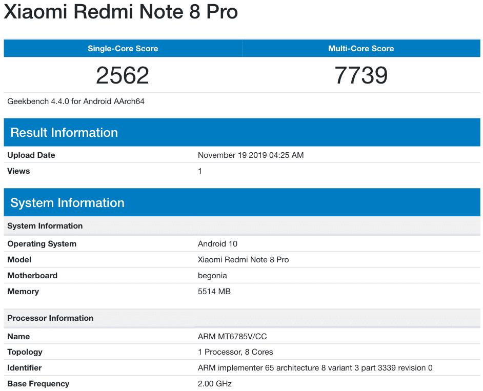 redmi note 8 pro android 10 actualiazacion125770720267660675