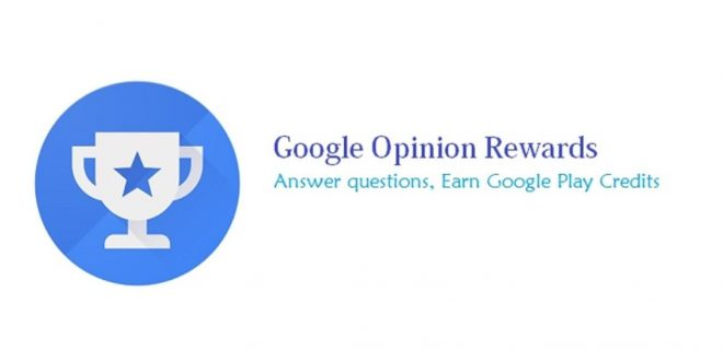 Google-Opinion-Rewards-app