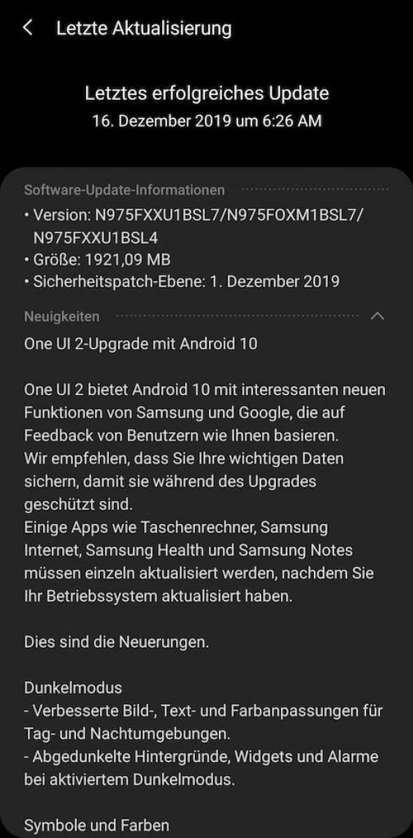 actualizacion-Android-10-Samsung-Galaxy-Note-10