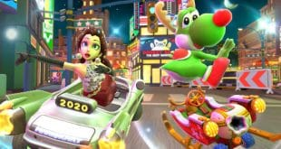 Destacada Mario Kart Navidad