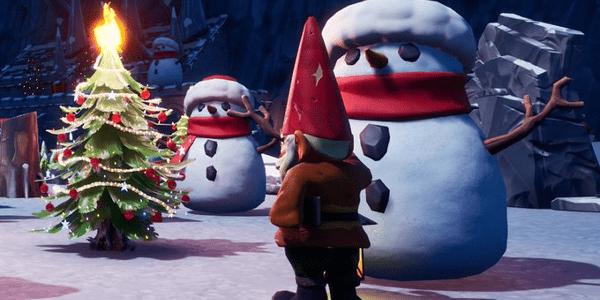 Destacada Navidad Fortnite