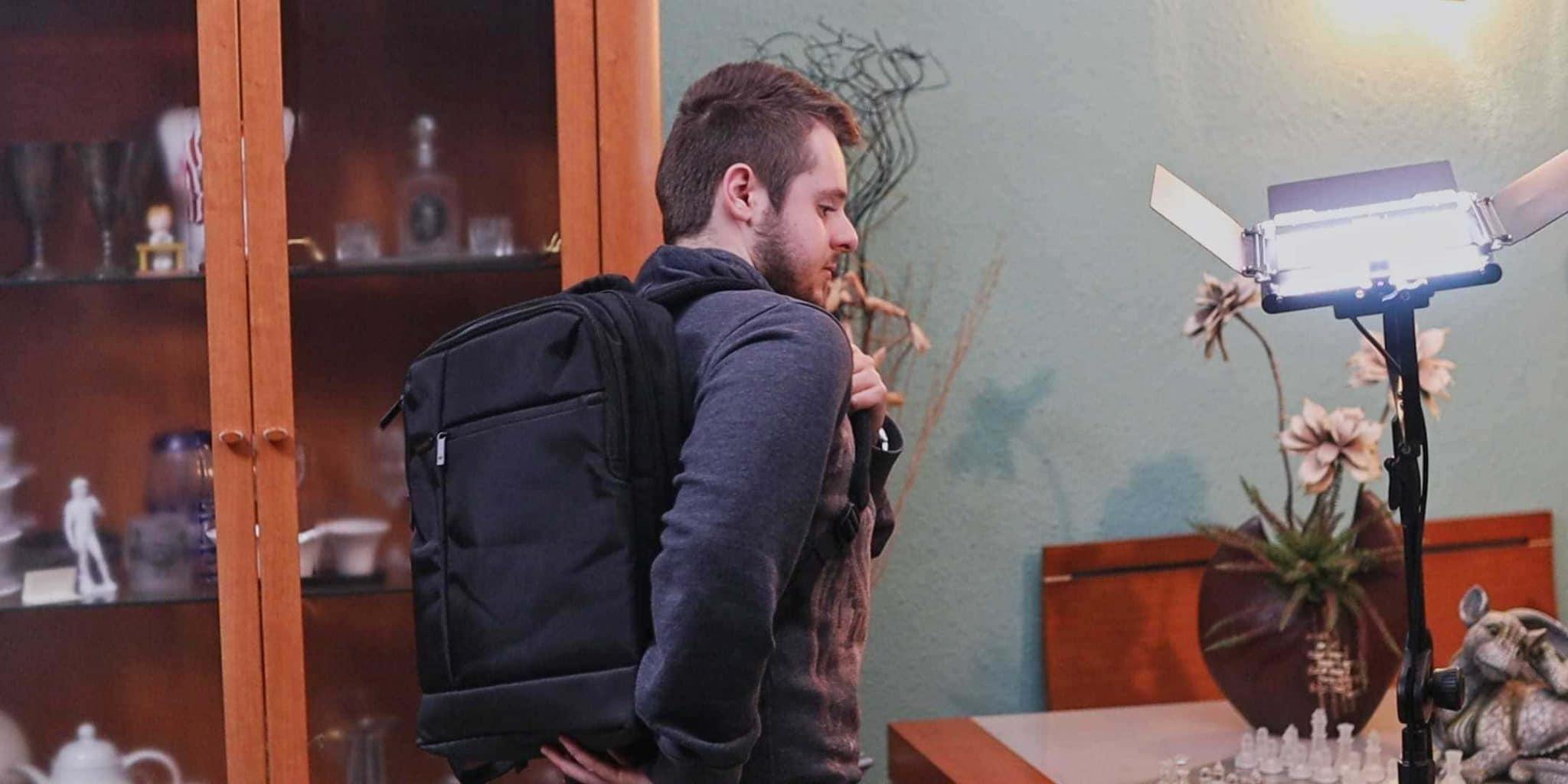 diseño-mochila-xiaomi-classic-17l-portatil-15-pulgadas