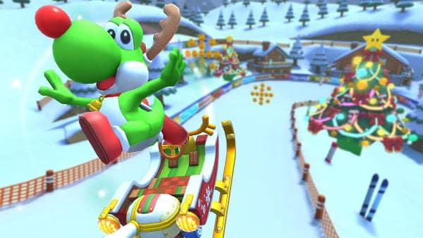 Yoshi Mario Kart Tour