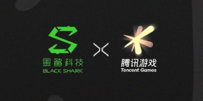 Tencent y Black Shark trabajarán en la optimización de los smartphones gaming