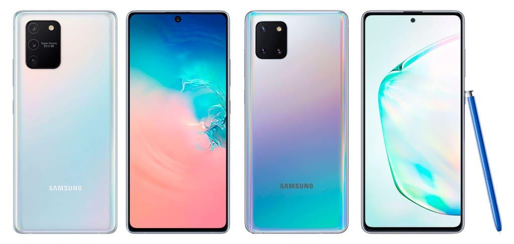 Samsung-Galaxy-S10-Lite-y-Samsung-Galaxy-Note10-Lite-presentados
