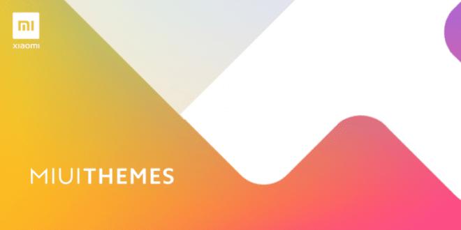 Xiaomi vuelve a lanzar de forma oficial MIUI Themes en Europa, ya puedes personalizar tu smartphone al completo