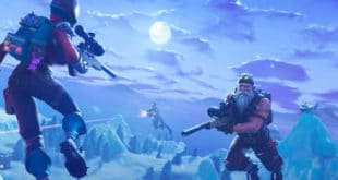 Destacada Fortnite