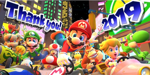 Destacada Año Nuevo Mario Kart Tour