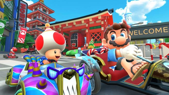 Mario Kart 2020