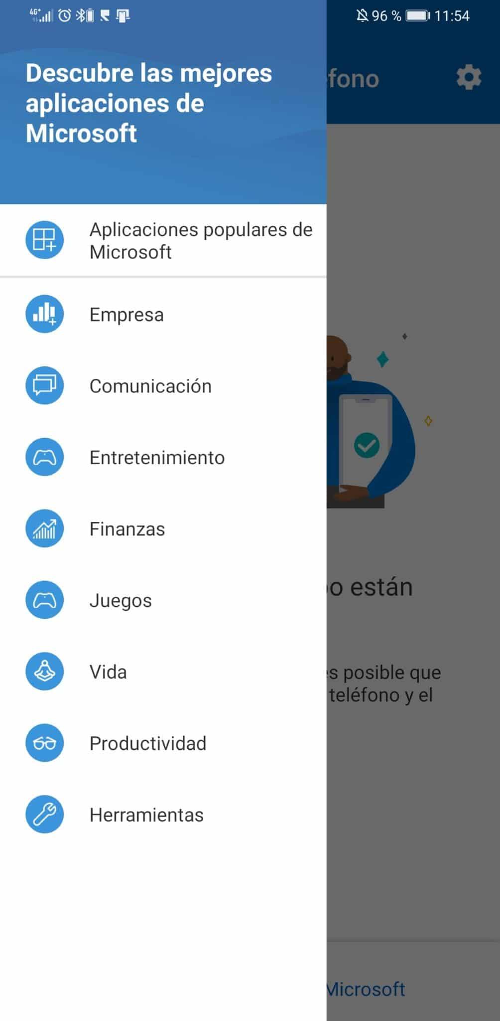 menu-tu-telefono-app-windows-10
