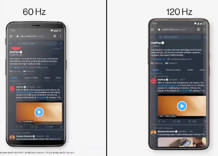 oneplus-pantalla-120Hz
