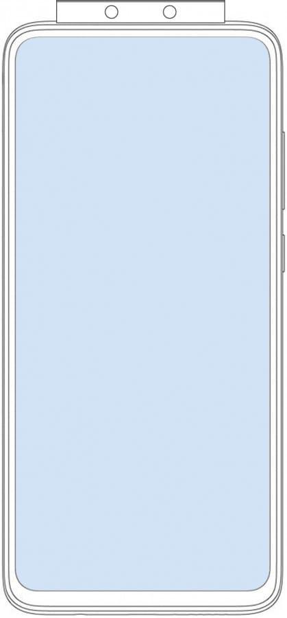 patente-Xiaomi-camara-emergente-frontal
