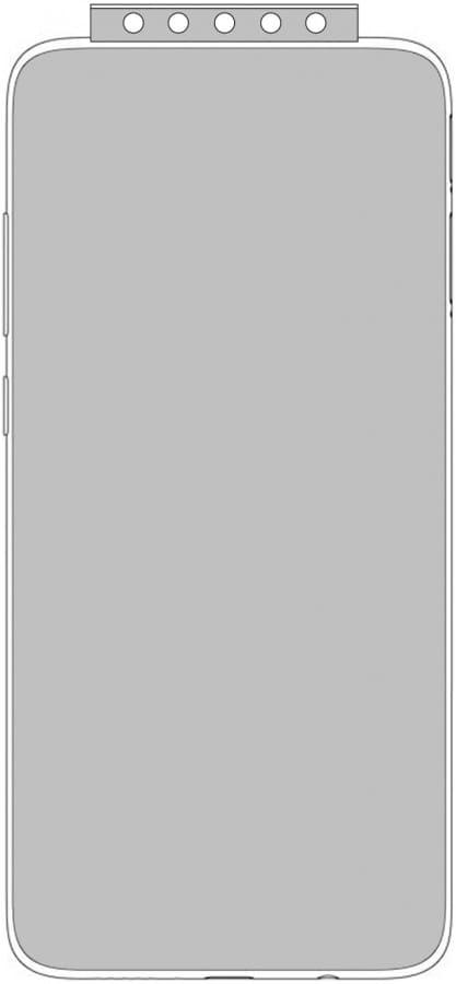patente-Xiaomi-camara-emergente-trasera-quituple