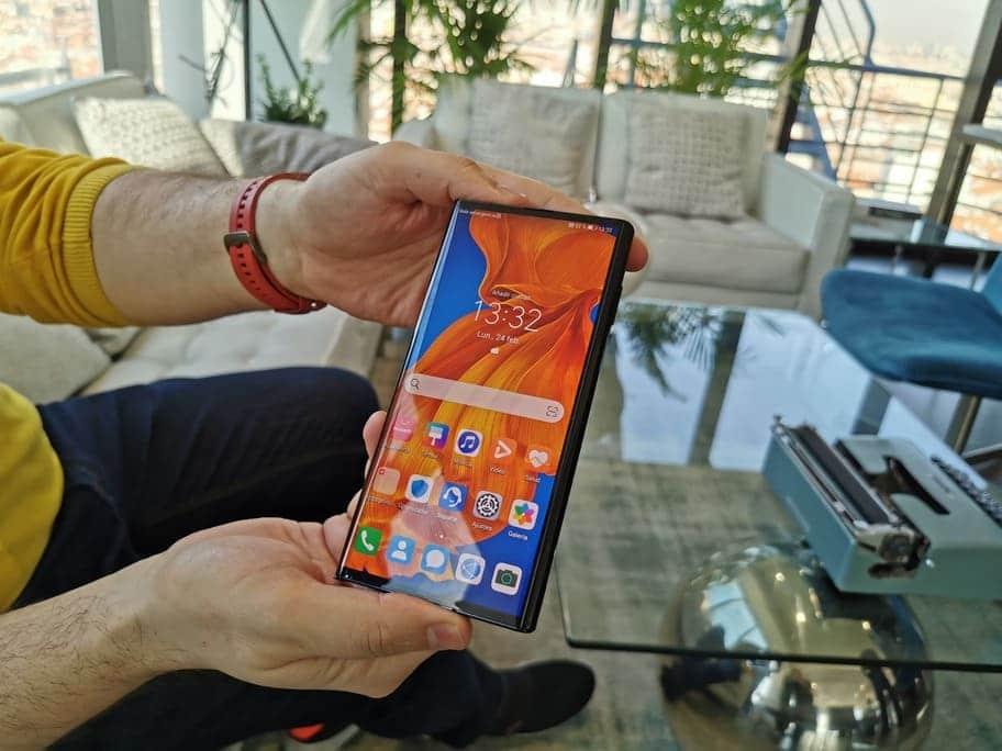 Huawei-Mate-Xs -diseño
