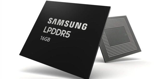 Samsung-16GB-LPDDR5-DRAM
