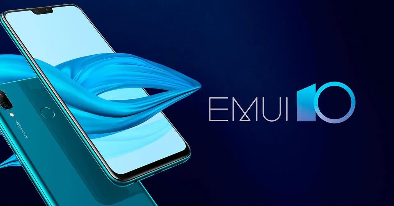 actualizacion EMUI 10