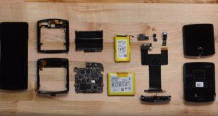 desmontaje-Motorola-Razr