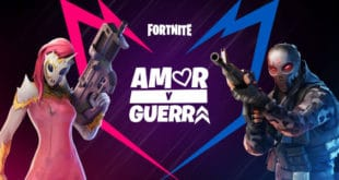 Destacada Amor y Guerra Fortnite