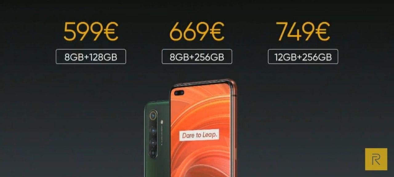 precio-Realme-X50-Pro-5G