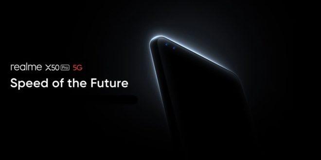 Realme X50 Pro 5G: así es la nueva apuesta por la gama alta a un precio asequible