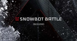 OnePlus-Snowbot-Battle