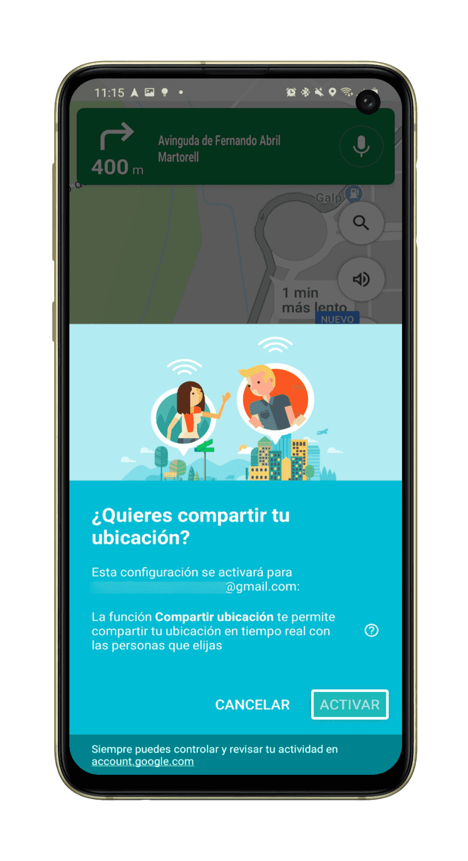 aceptar-compartir-ubicacion-tiempo-real-google-maps