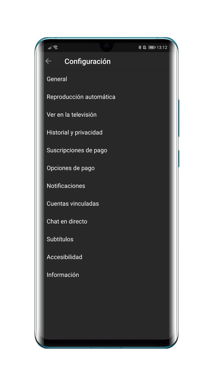 activar-recordatorio-YouTube-configuracion